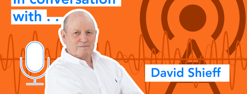 In conversation with David Sheiff