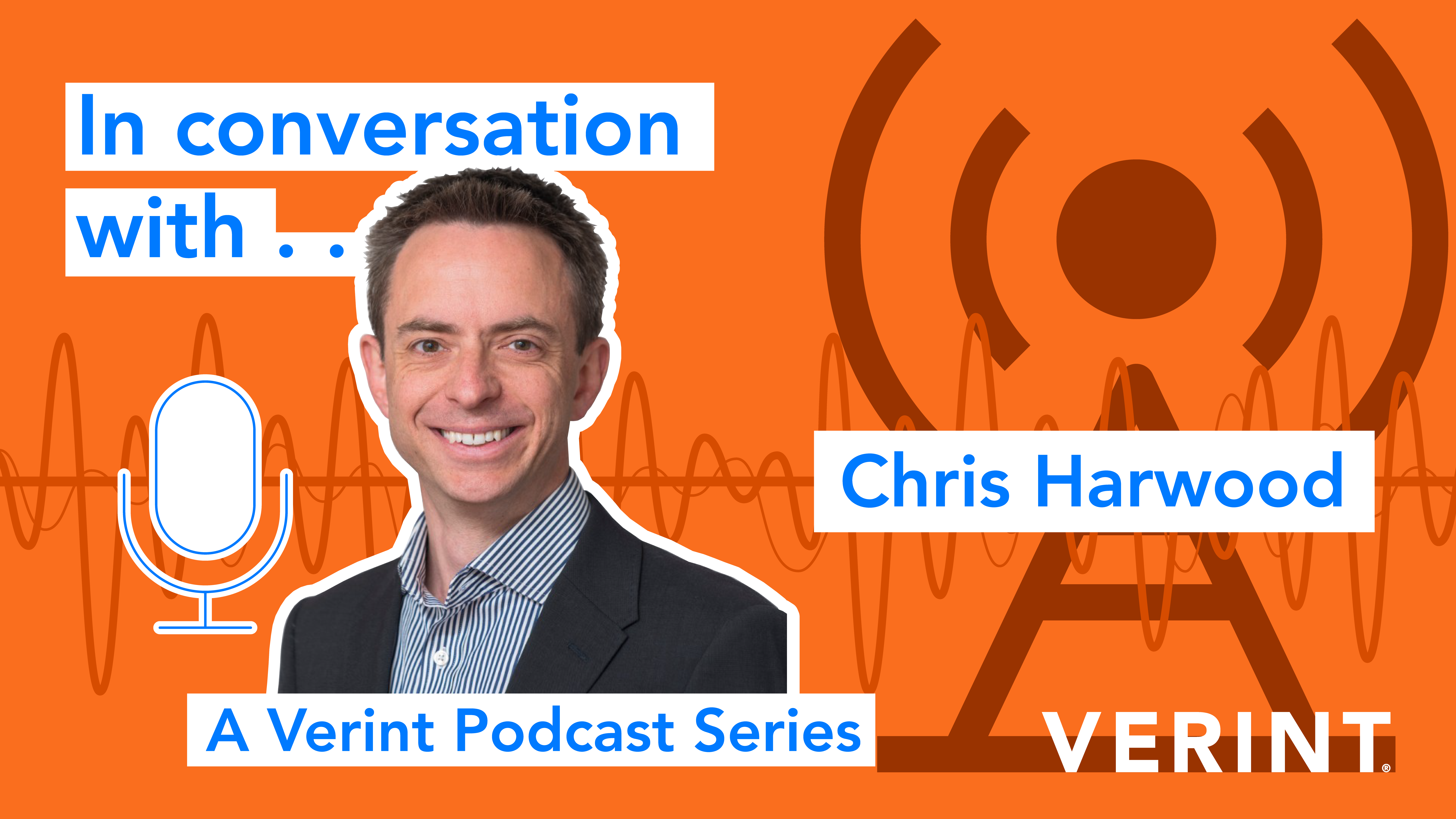 In Conversation With . . . Chris Harwood
